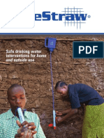 e Brochure Lifestraw and Lifestraw Family English