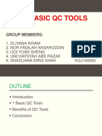 7 Basic QC Tools Slide