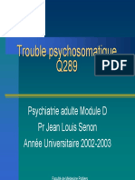 7 Trouble Psychosomatique