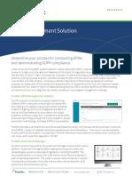 DPIA Management Solution   TrustArc