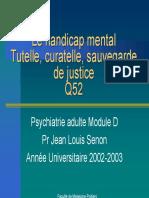 11 Le Handicap Mental