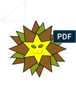 Inkscape Vector Drawing Star Lion