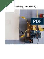 Arduino Parking Lot