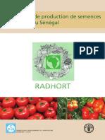 Technique de Semences Au Senegal