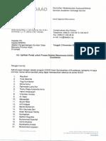 Data Kandidat Untuk DAAD Portal