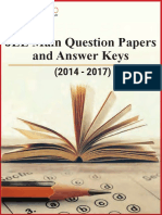 JEE Main Offline Question Papers & Answer keys (2014-2017).pdf