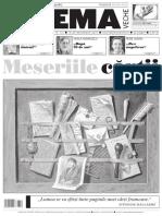 Manastireanu, Danut - Ambiguitatile Reformei Protestante, Dilema Veche, 721, Dec 2017