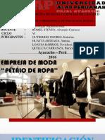 Empresa Petalos de Ropa (2)
