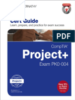 Pearson - CompTIA Project+ Cert Guide (Abernathy) (2018)