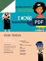 eBook Empoderamento de Meninas e Novas Masculinidadades
