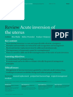 Acute inversion of the uterus.pdf