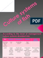 Culture Systems of Fish (1)