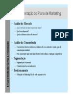 Einov 6 - Plano de Marketing Indice Da Apresentacao