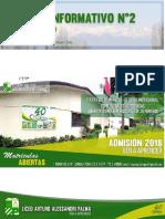 Boletín Liceano Diciembre
