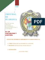 INFORME DE AUDITORÍA N°674