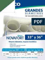 Volante PAVCO Novafort 33 y 36.pdf