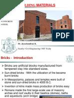 Unit 1- Bricks