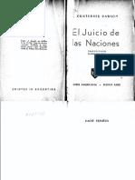 El Juicio de Las Naciones - Christopher Dawson