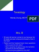 Teratology.ppt