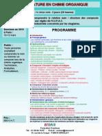 Nomenclature en Chimie Organique 2010