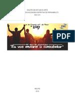 projeto 2017 Encontro de Mocidades Espíritas-PE