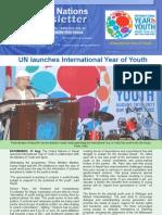 2010 08 August Un Newsletter