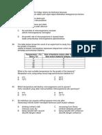 Soalan Struktur Ujian 1 Sains 2016