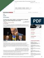 O Peso Dos Juros Sobre o Orçamento Por Fernando Nogueira Da Costa _ GGN