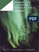 Reitz, Milford & Christy - Fundamentos de La Teoria Electromagnetic A - 4 Ed