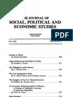 Critique of Galbraith's Account of American Capitalism