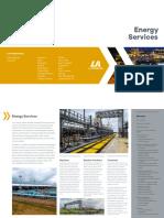 Brochure Energy Services