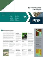 Brochure Environmental Coastal