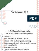 PADI - Pembahasan to-5