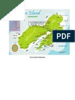 Peta Lokasi Pekerjaan
