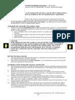 Installation Procedure 979572