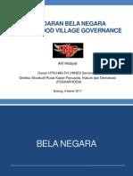 @Makalah-bela Negara & Good Village Governance
