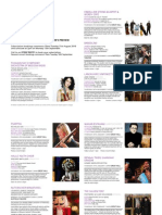 Live at LICA. Lancaster International Concerts Season 2010/11 Listings