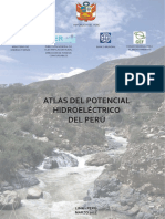 Estudio Potencial Hidroelectrico Peru