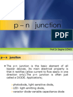 Chapter 12 - P-n Junction