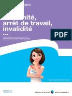 2015-02-01 Notice de Prévoyance - Intérimaires Non Cadres - AG2R LA MONDIALE