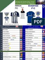 Premier League 171226 round 20 West Bromwich - Everton 0-0