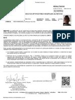 Certificado Aptitud Laboral