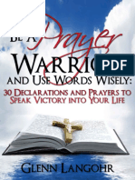 30 Declarations for Your Life