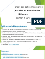 Chapitre IV_Dimensionnement Des Dalles Mixtes Acier-béton_Etudiants