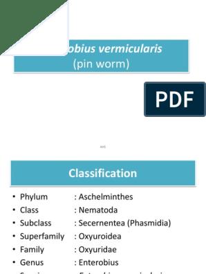 oxyuris pdf