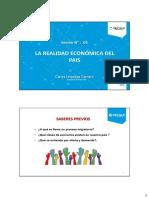 5. La Realidad Económica Del País