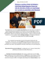 Joaquín López Giménez y la geología
