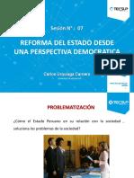 7. Reforma Del Estado Desde Una Perspectiva Democrática