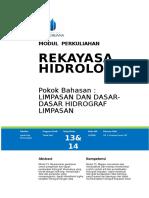 MODUL 14 Rekayasa Hidrologi