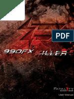 Fatal1ty 990FX Killer
